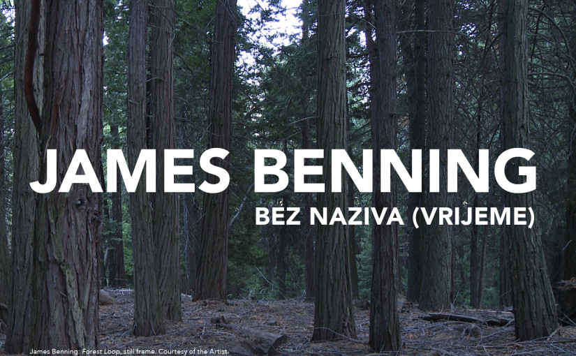 James Benning: Untitled (Time) / Bez naziva (Vrijeme)